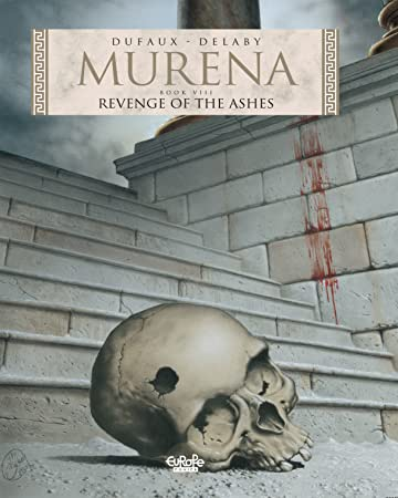 Murena Vol. 8: Revenge of the Ashes