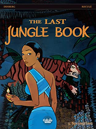 The Last Jungle Book Vol. 3: Springtime