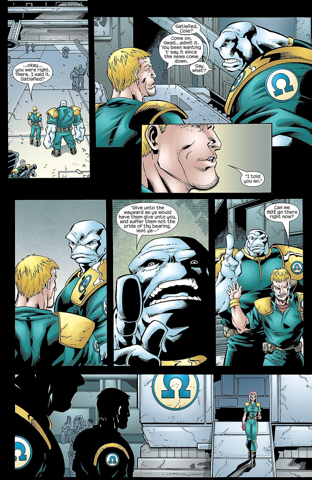 Thanos (2003-2004) #9