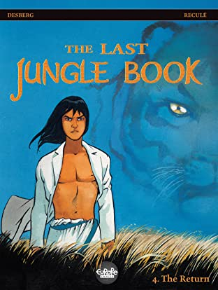 The Last Jungle Book Vol. 4: The Return