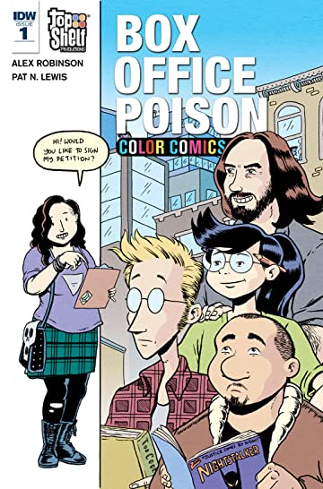 Box Office Poison Color Comics #1