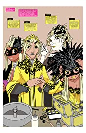 Jem and the Holograms (2015-) #22