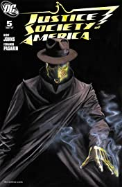 Justice Society of America (2007-2011) #5