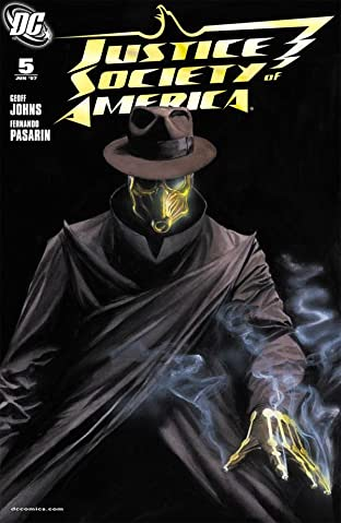 Justice Society of America (2007-2011) No.5