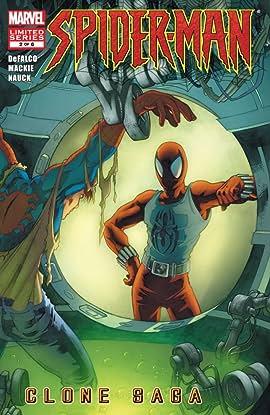Spider-Man: The Clone Saga #2 (of 6)
