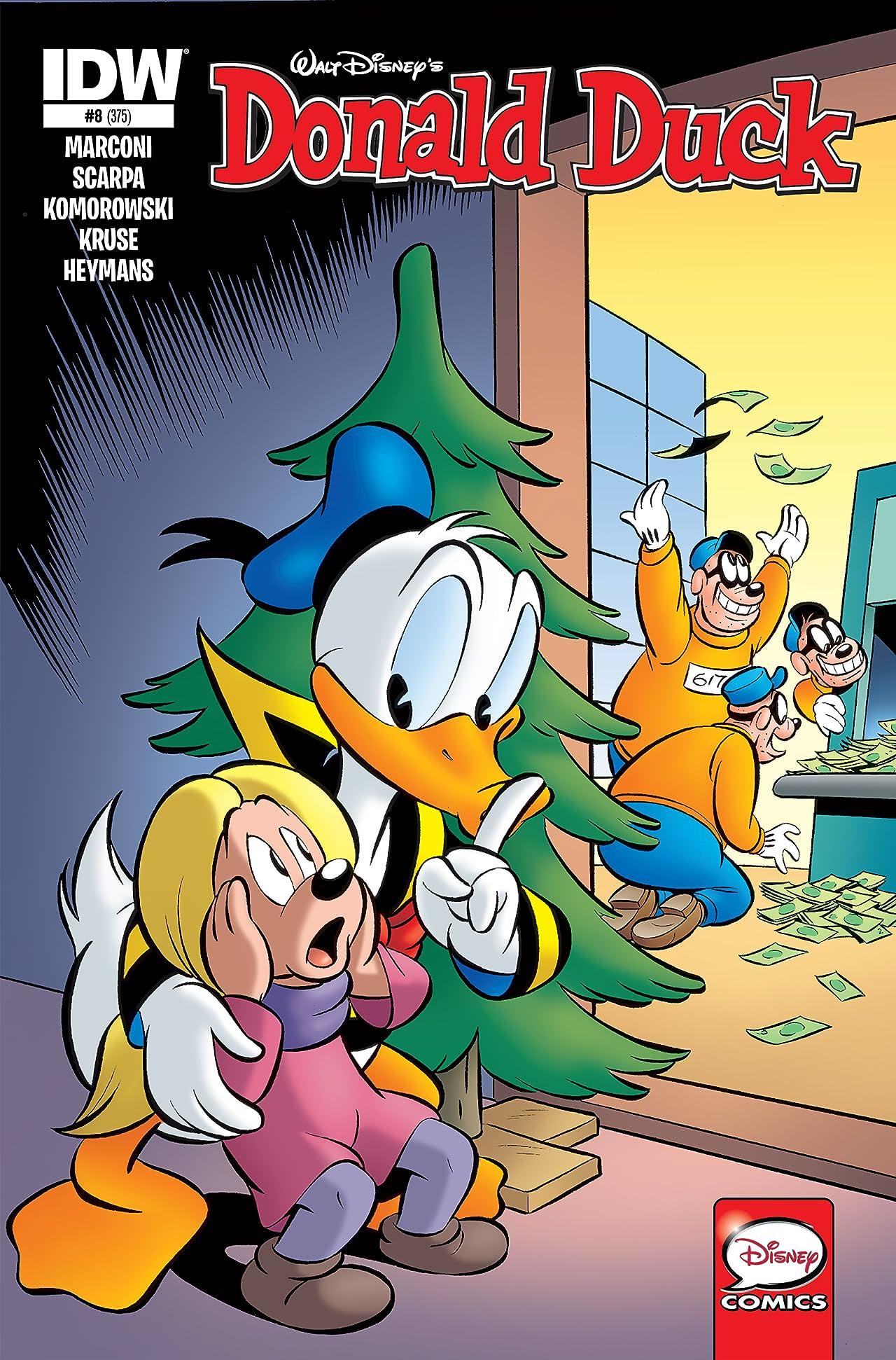 Donald Duck #8
