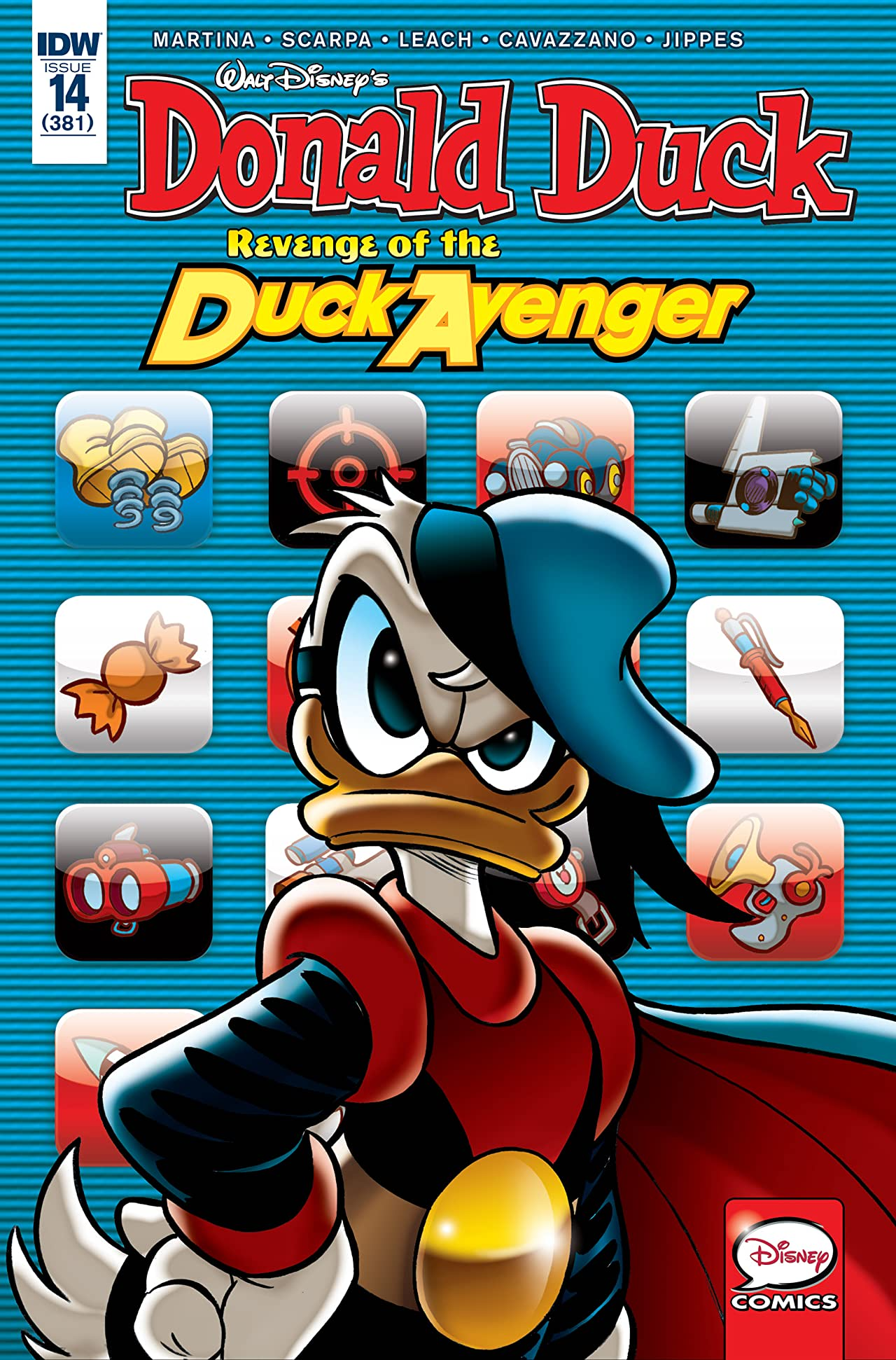 Donald Duck #14