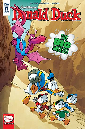 Donald Duck #17