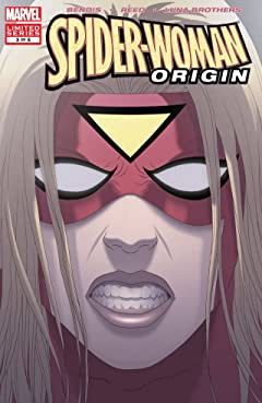 Spider-Woman: Origin #3 (of 5)