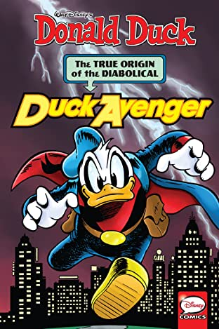 Donald Duck Tome 2: The Diabolical Duck Avenger