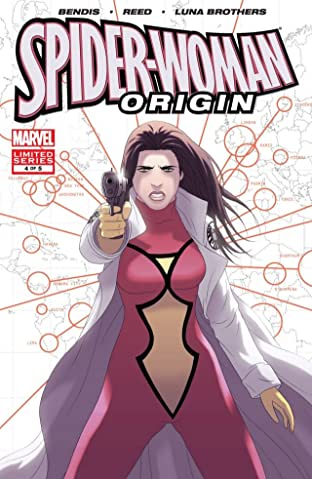Spider-Woman: Origin #4 (of 5)