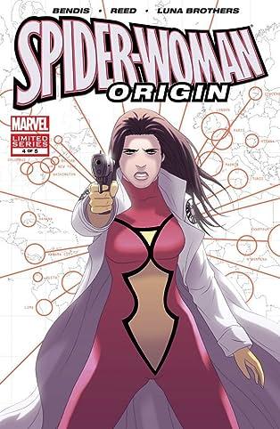 Spider-Woman: Origin #4 (of 5)
