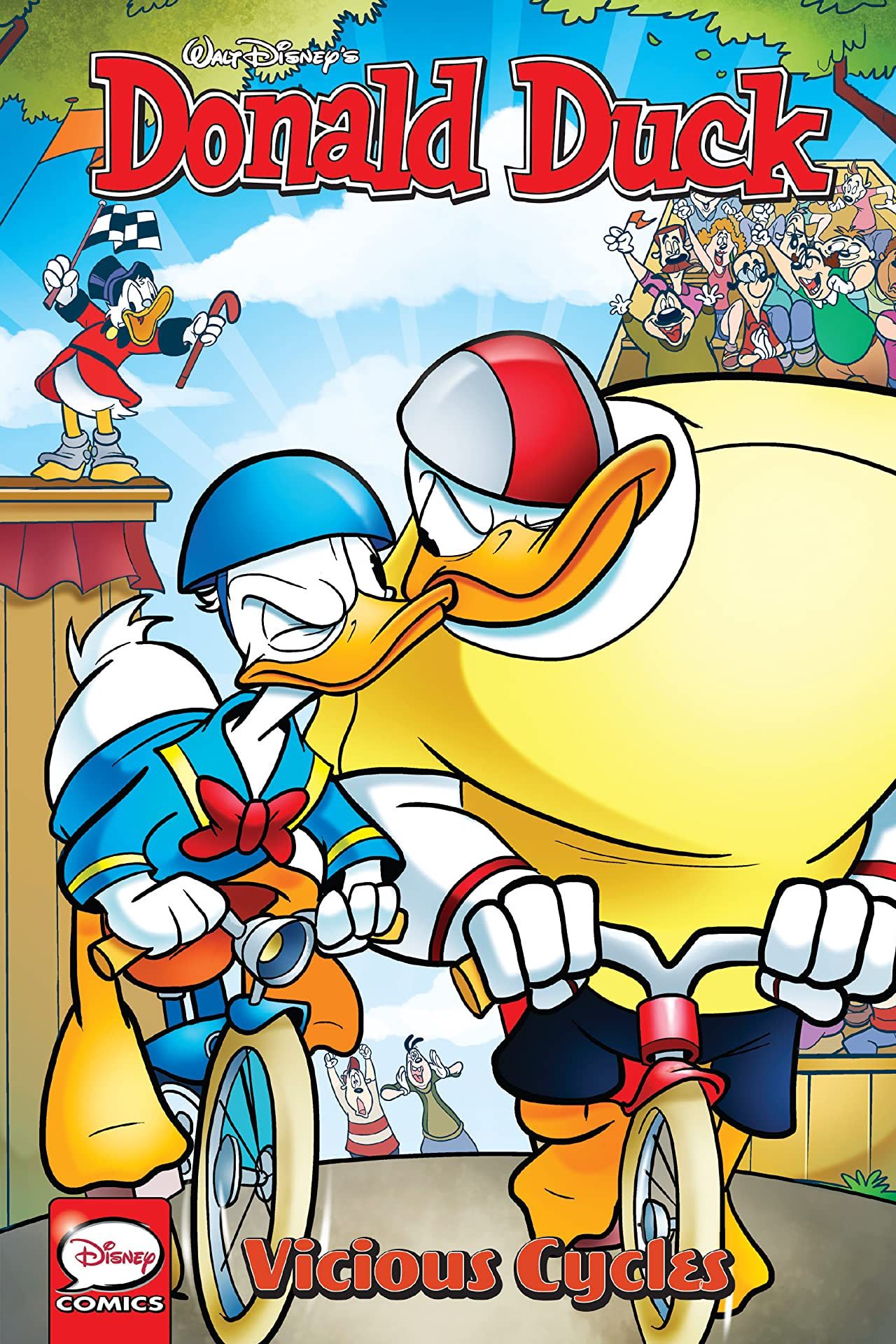 Donald Duck Vol. 4: Vicious Cycles