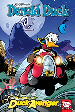 Donald Duck Vol. 5: Revenge of The Duck Avenger
