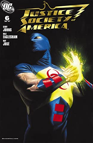 Justice Society of America (2007-2011) No.6