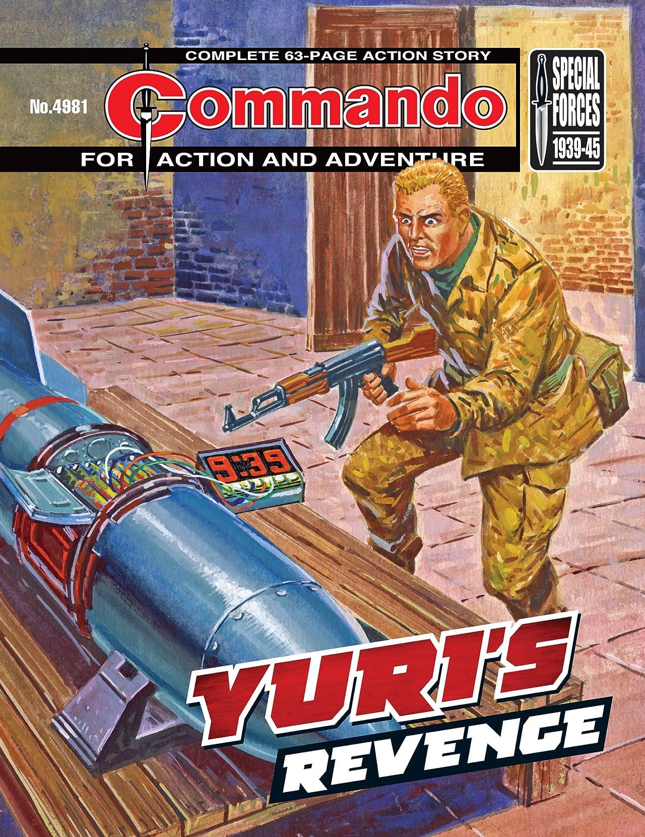 Commando #4981: Yuri's Revenge