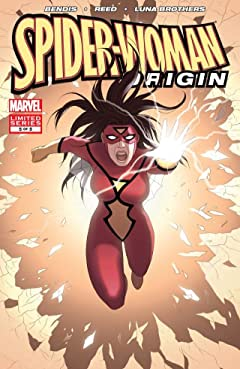 Spider-Woman: Origin #5 (of 5)