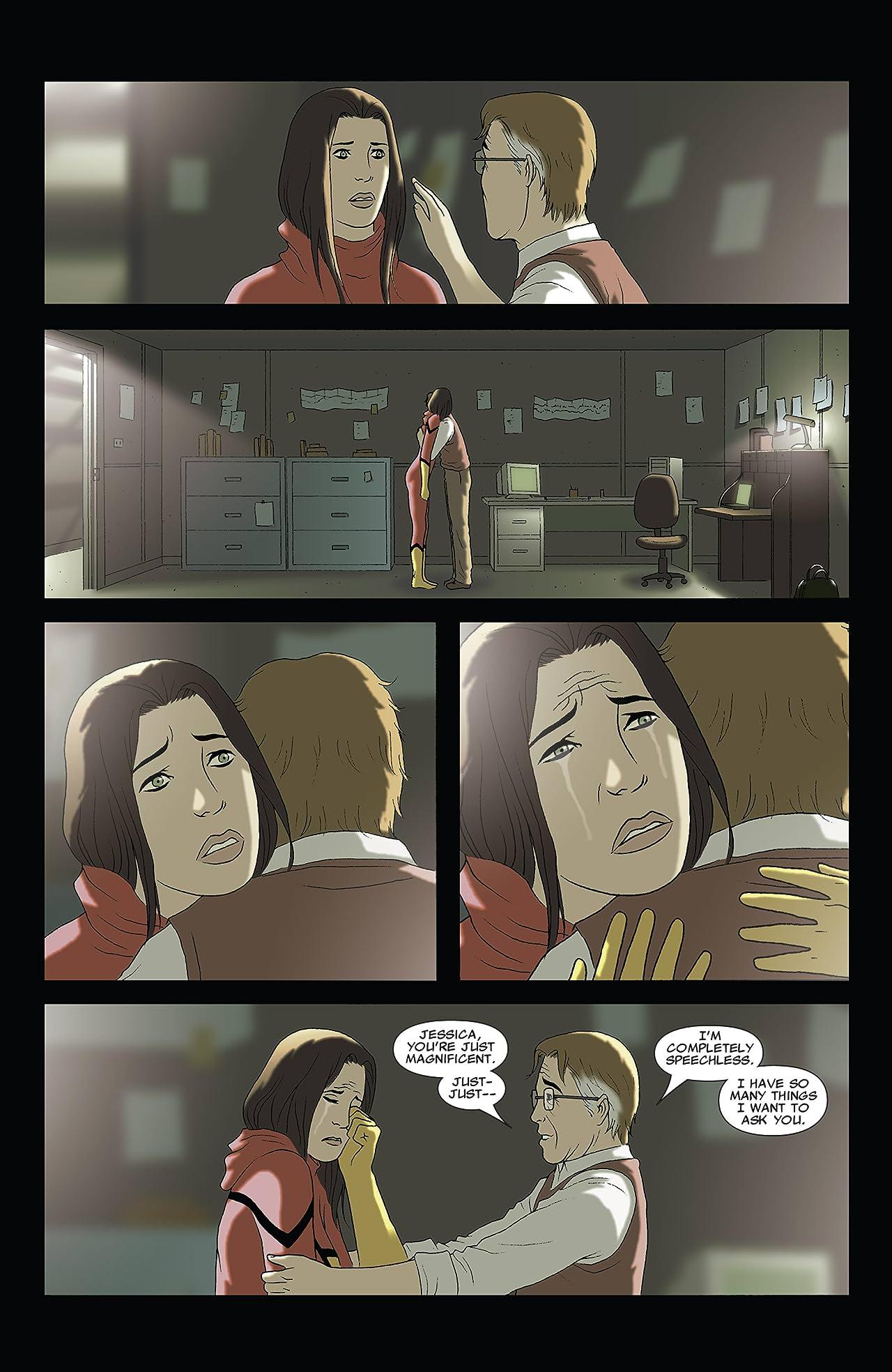 Spider-Woman: Origin #5 (of 5)