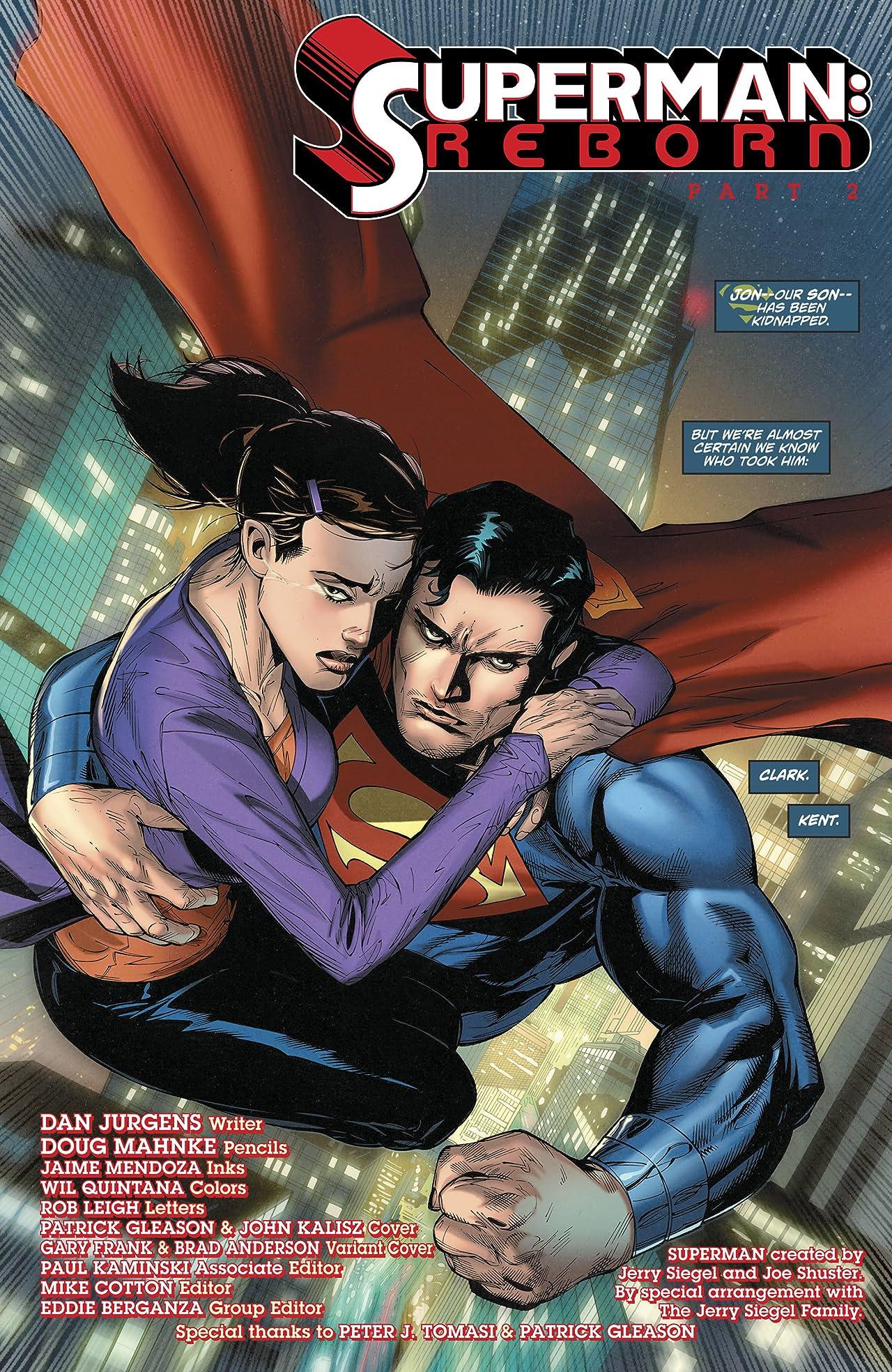 Action Comics (2016-) #975