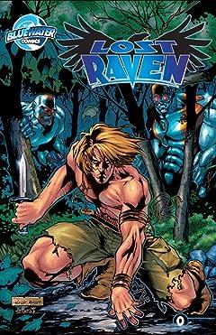 Lost Raven #0