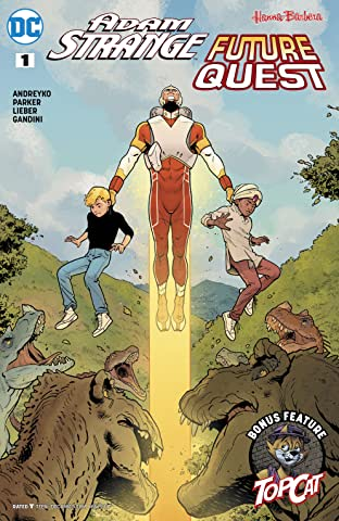Adam Strange/Future Quest Annual (2017) #1