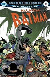 All-Star Batman (2016-) #8