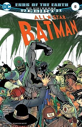 All-Star Batman (2016-2017) #8