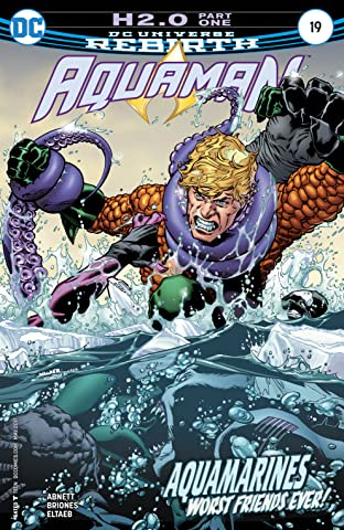 Aquaman (2016-) No.19