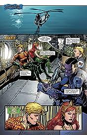 Aquaman (2016-) #19