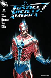 Justice Society of America (2007-2011) #7