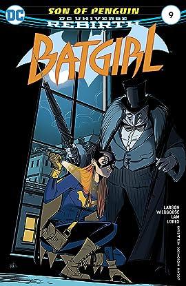 Batgirl (2016-) #9