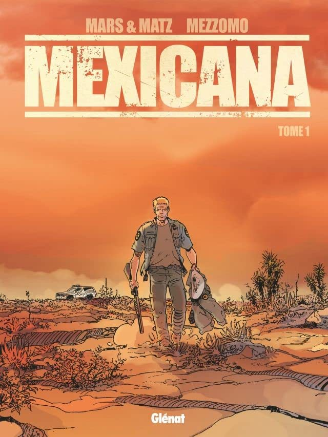 Mexicana Vol. 1: Lucia
