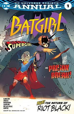 Batgirl (2016-) Annual #1