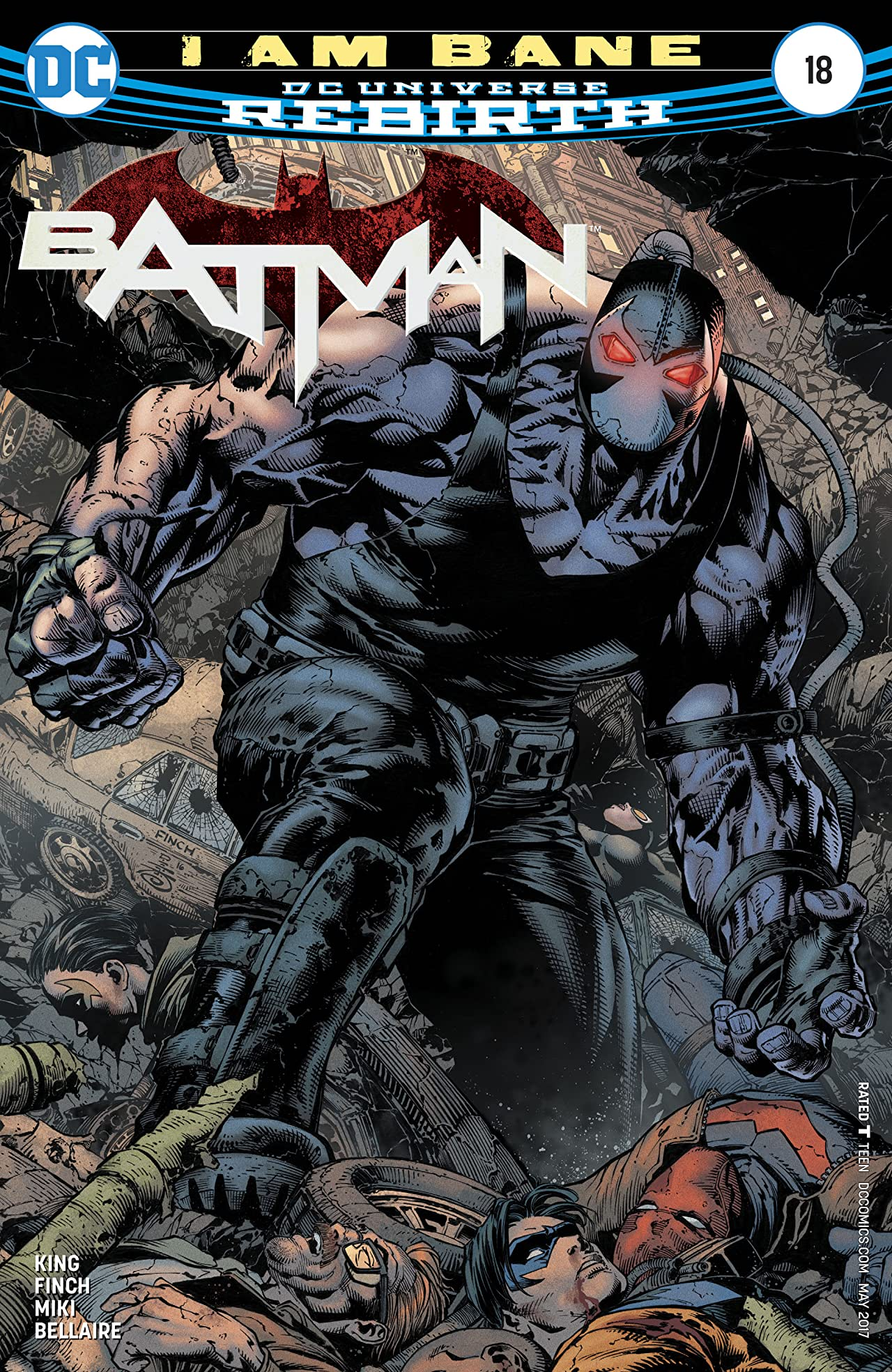 Batman #18 Review