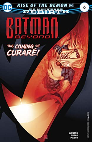 Batman Beyond (2016-) #6