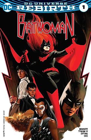 Batwoman (2017-) No.1