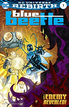 Blue Beetle (2016-2018) #7
