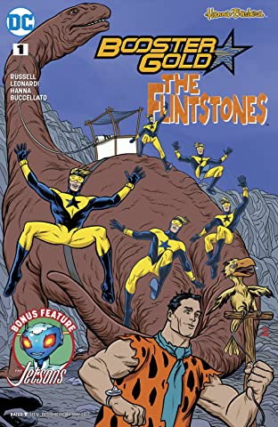 Booster Gold/The Flintstones Annual (2017) #1
