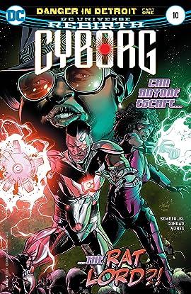 Cyborg (2016-2018) #10