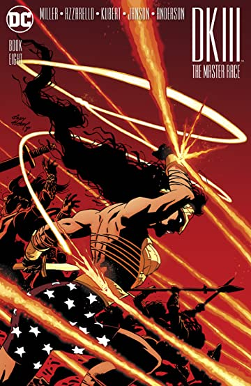 Dark Knight III: The Master Race (2015-2017) #8