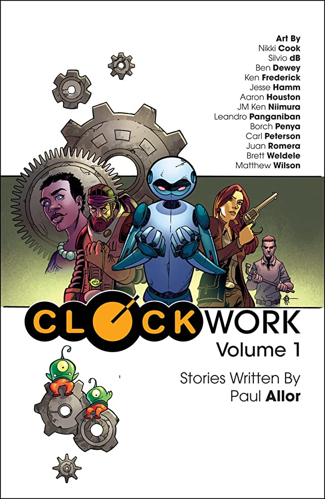 Clockwork Vol. 1