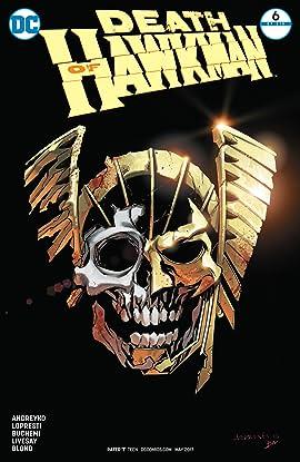 Death of Hawkman (2016-2017) #6