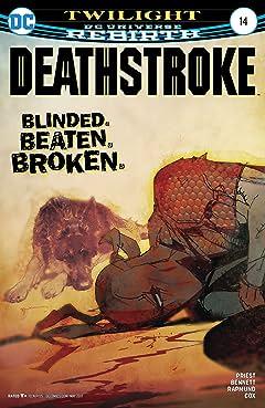 Deathstroke (2016-) #14