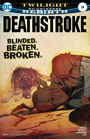 Deathstroke (2016-) No.14