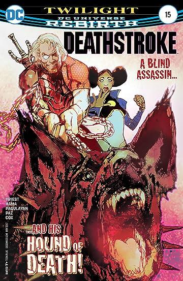 Deathstroke (2016-) #15