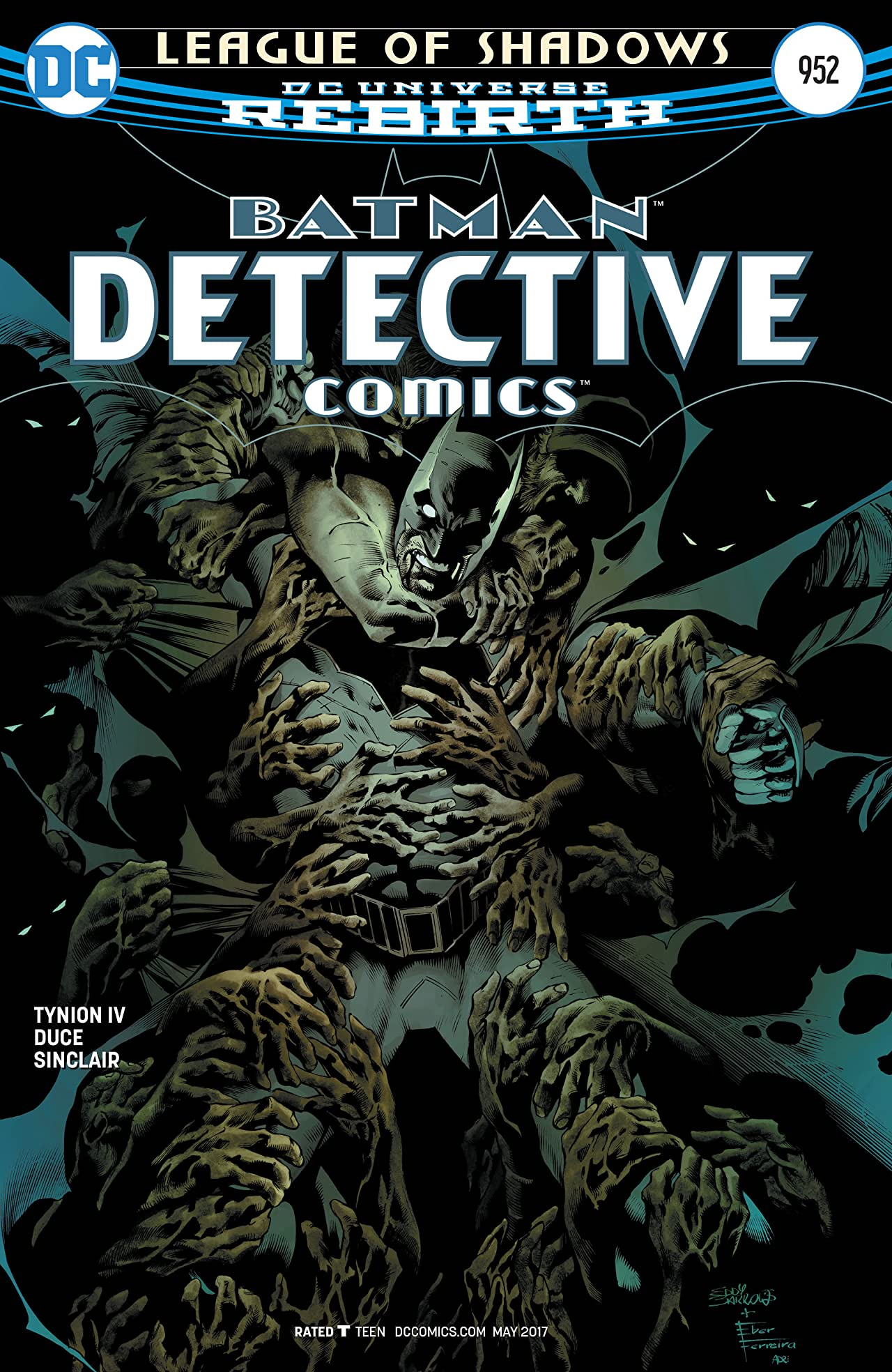 Image result for Detective Comics #952