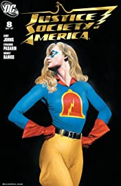 Justice Society of America (2007-2011) #8