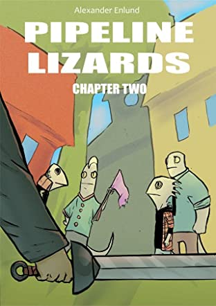 Pipeline Lizards #2