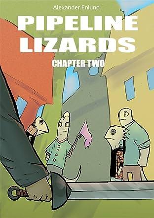 Pipeline Lizards No.2