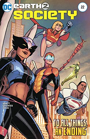 Earth 2: Society (2015-2017) #22
